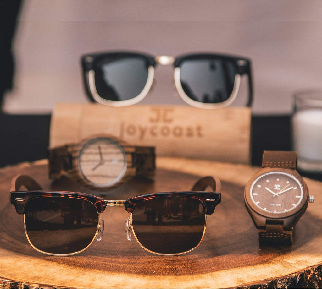 ce27612f1b Wooden Watches and Wood Sunglasses by Joycoast