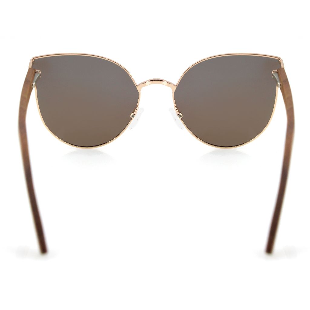 Morpho Wooden Sunglasses - Wooden Watches and Sunglasses - Joycoast