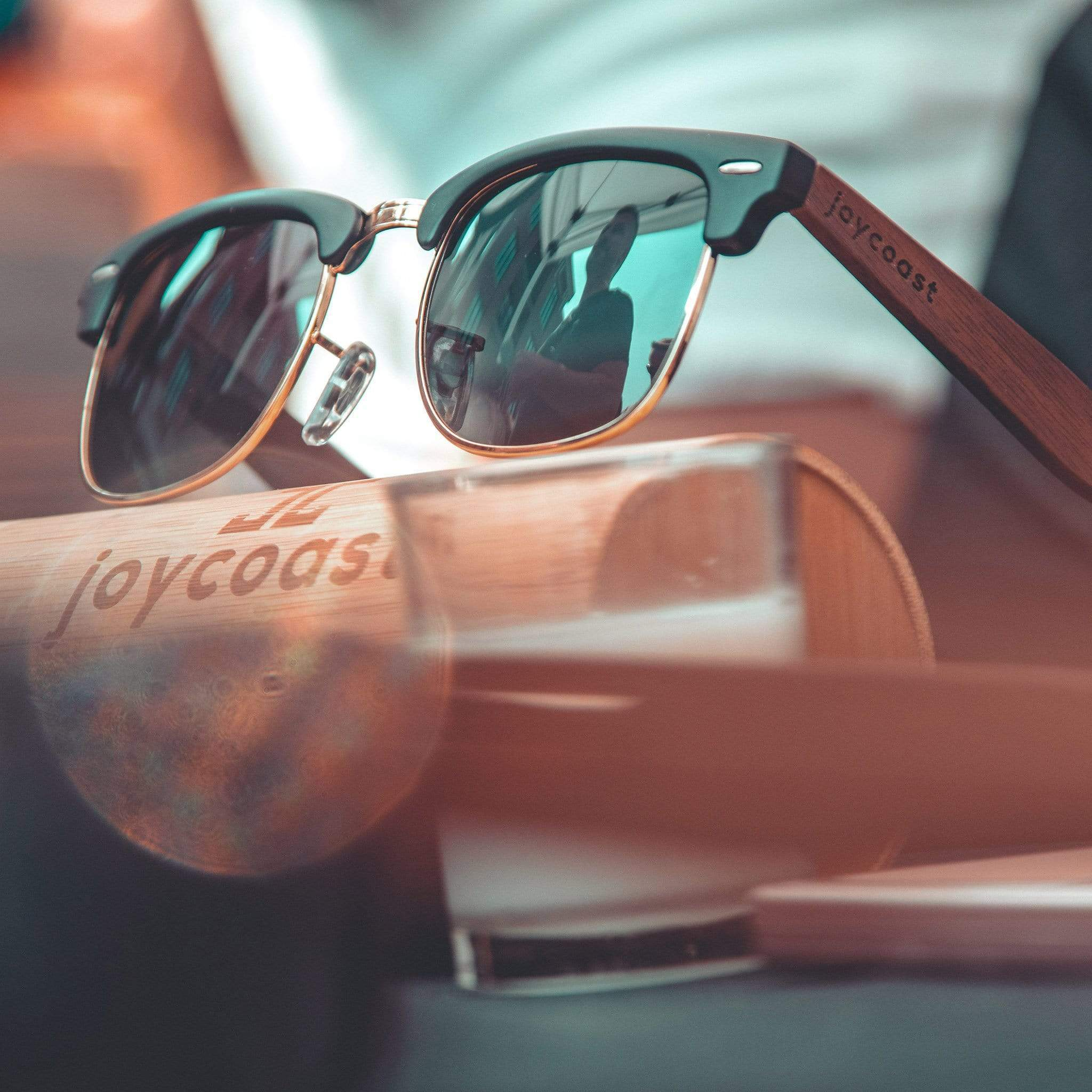 Kennedy - Wooden Watches and Sunglasses - Joycoast