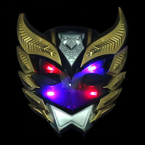 LED Power Ranger Mask