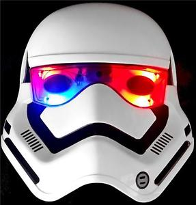 LED Storm Trooper Mask