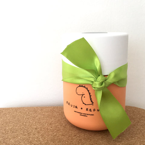 Christmas Special - Frank Green Tumbler (Retro Orange)