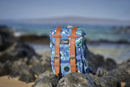 Limited Edition Hawaiian Polu Blue BarkPack