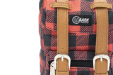 LIMITED EDITION BUFFALO PLAID BACKPACK