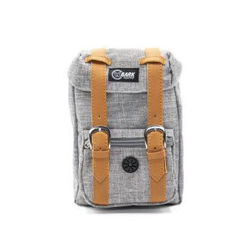 BARK INDUSTRY 'OG' GREY DAPPER SERIES BACKPACK
