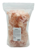 Indusclassic® 10 lbs Himalayan Natural Salt Crystal Chunks 3CM to 5CM