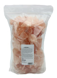 Indusclassic® 20 lbs Himalayan Natural Salt Crystal Chunks 3CM to 5CM