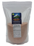 IndusClassic® 5 lbs Authentic Pure Natural Halall Unprocessed Himalayan Edible Pink Cooking Fine Grain Salt ( 0.5mm to 1mm )