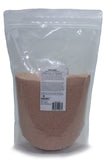 Indusclassic® Pure Original Himalayan Pink Crystal Bath & Spa Sea Salt - 5 Pound Fine Grain 0.5~1mm