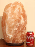 IndusClassic® IC-Lg-01 Giant Natural Himalayan Crystal Rock Salt Lamp Ionizer Air Purifier 40~45 lbs