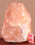 IndusClassic® IC-Lg-06 Giant Natural Himalayan Crystal Rock Salt Lamp Ionizer Air Purifier 140~155 lbs