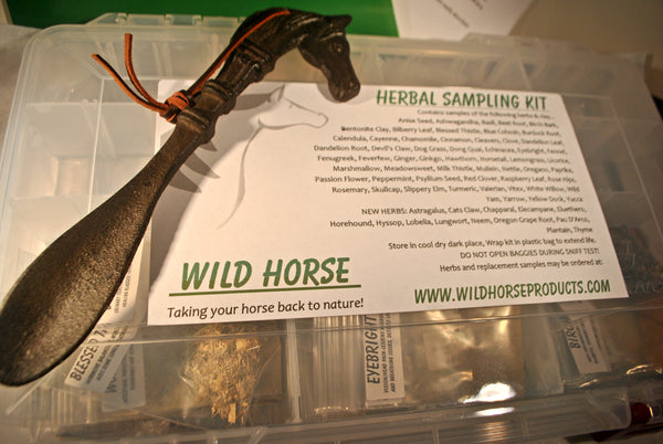 HERBAL SAMPLING KIT