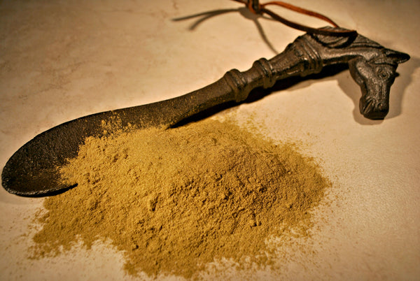 Yellowdock Powder (Rumex crispus)