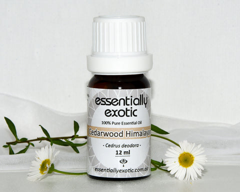 Essential Oil CEDARWOOD Himalayan 12ml