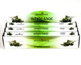 Elements WHITE SAGE Incense 20gm packets