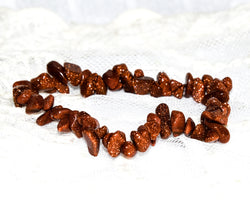 Crystal Chip Bracelet GOLDSTONE