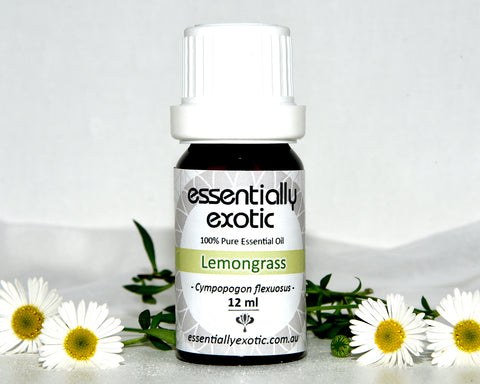 Essential Oil LEMONGRASS 12ml