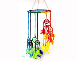 Mobile - Dream Catcher Rainbow Jumbo Size