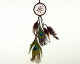 Dream Catcher PEACOCK 8cms
