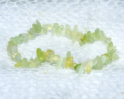 Crystal Chip Bracelet NEW JADE