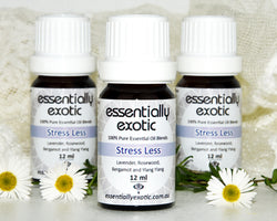 Essentially Exotic Beautiful Blend STRESS LESS 12ml