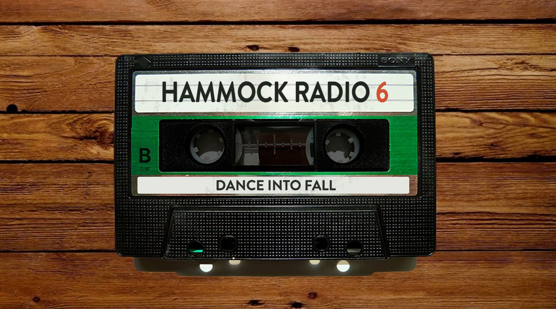 Hammock Radio 6: Dance Into Fall Playlist