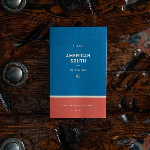 Wildsam Road Trip Field Guide: American South