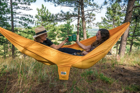 Banana Hammock Happiness - Lifetime Warranty