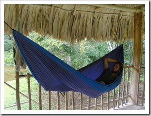 Hammock Living in Nakum
