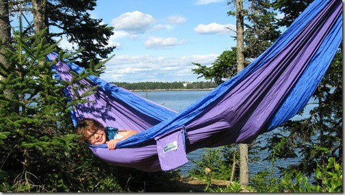 A Better Hammock Experience With Trek Light Gear - Photo By Priscilla Alpaugh