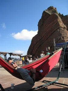 Hammock Time At Monolith
