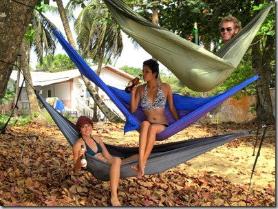 Hammock In The Peace Corps
