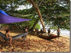 Trek Light Hammock Peace Corps