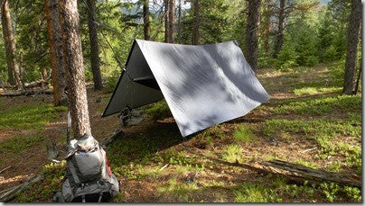 Hammock Camping Lost Creek Wilderness Trek Light Gear