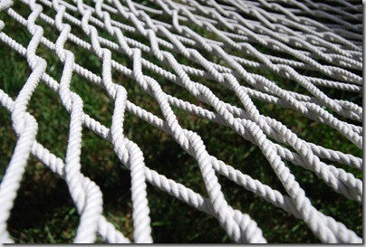 Rope Hammocks - Does this look comfortable?
