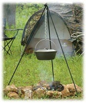 Dutch Oven Tripod