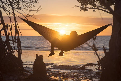 World's Best Compact Double Hammock