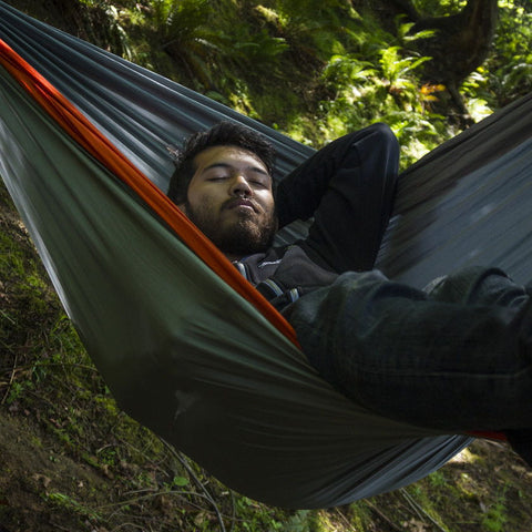 CURING INSOMNIA WITH A HAMMOCK