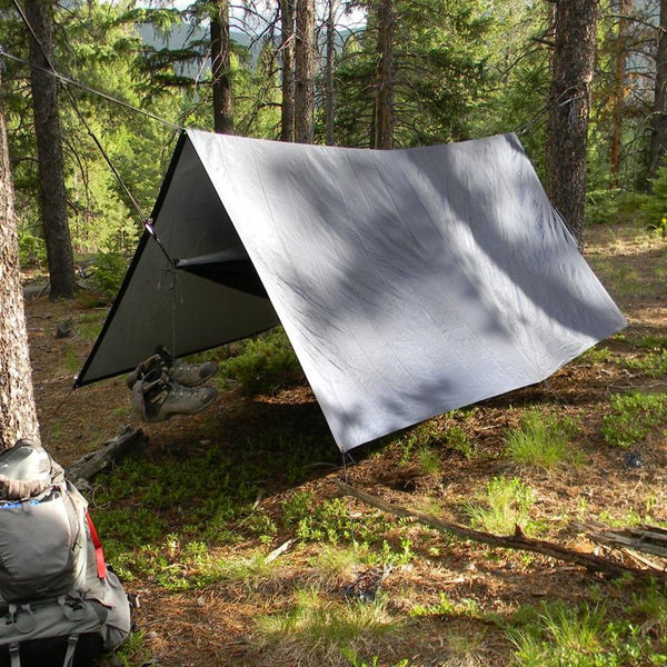 Hammock Tarp Setup Instructions