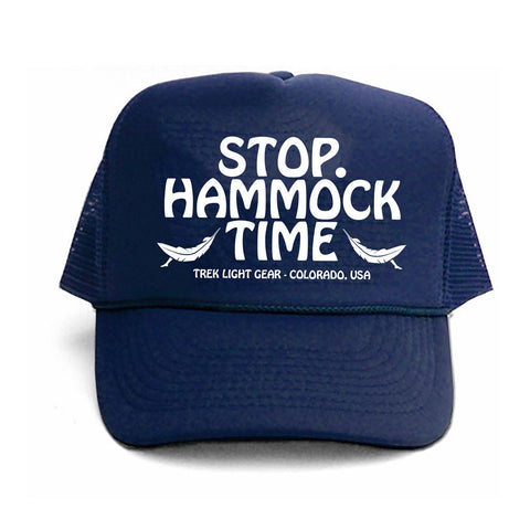 Home Sweet Hammock Camping Trucker Hat