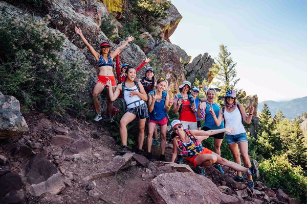 Boulder Hiker Chicks Facebook Group