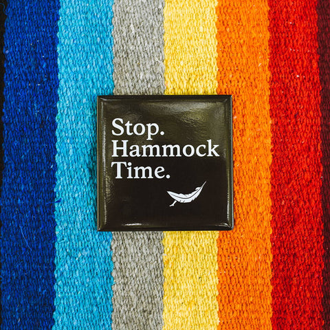 Magnets - Hammock Advice Quotes Outdoors Nature Hammock Camping Van Life Gifts