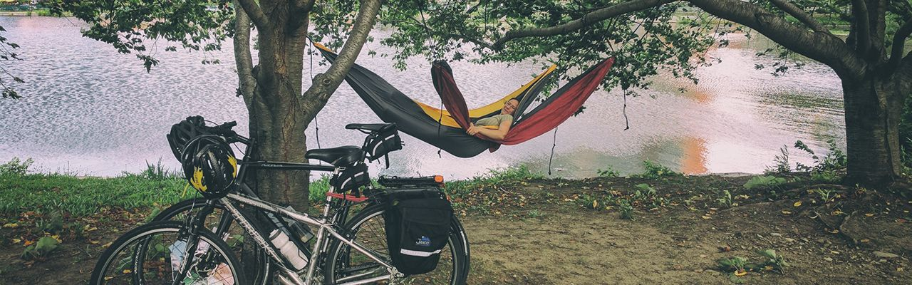 Best Cycling, Biking & Motorcycle Gear - The Trek Light Hammock