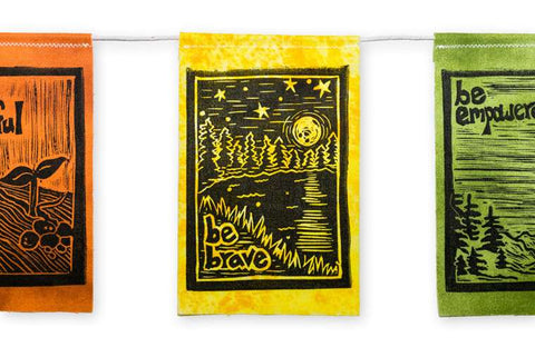 Inspirational Prayer Flags - May You Always