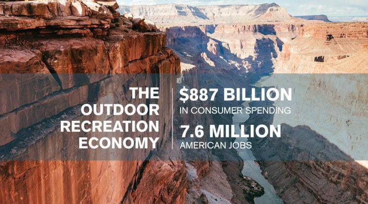 Outdoor Recreation Economy Report