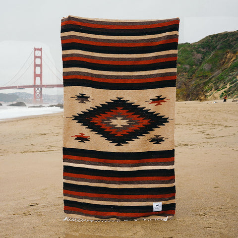Redwood Blanket. Adventure, Yoga, Travel, Each Blanket Is Unique