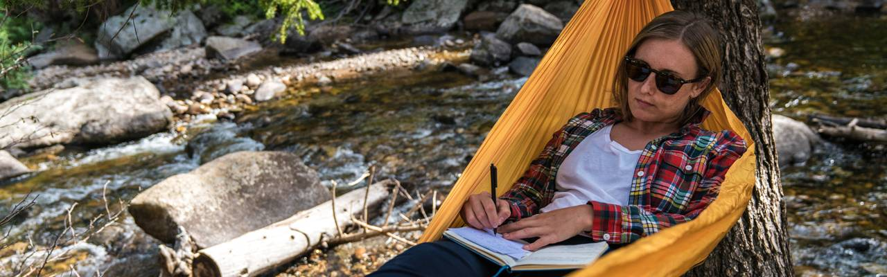 The best hammock for college students, digital nomads & more