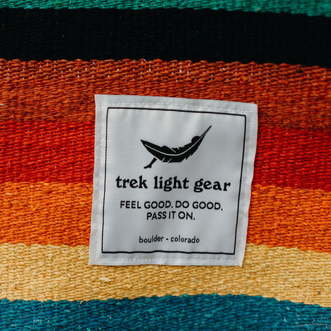 Sedona Adventure & Yoga Blanket - Van Life Camping - Trek Light