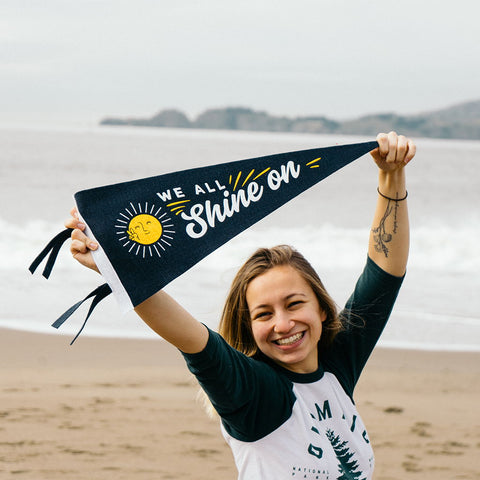 Shine On Wall Pennant - World's Best Gift