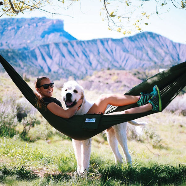 Trek Light Gear Single Lightweight Hiking Hammock
